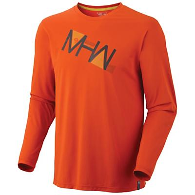 Mountain Hardwear Men's MHW Angle L/S Tech T
