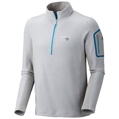 Mountain Hardwear Men's Microstretch Zip-T