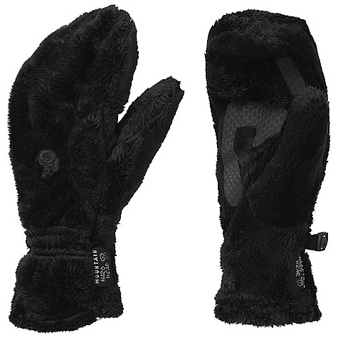 photo: Mountain Hardwear Monkey Mitt fleece glove/mitten