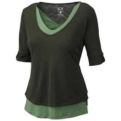 Mountain Hardwear Women's Navandella V-Neck