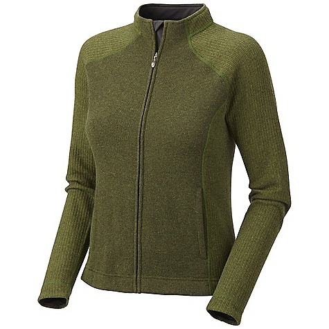 photo: Mountain Hardwear Sarafin Cardigan