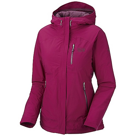 photo: Mountain Hardwear Sooka Jacket synthetic insulated jacket