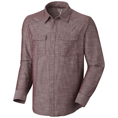 Mountain Hardwear Men's Strickland L/S Shirt