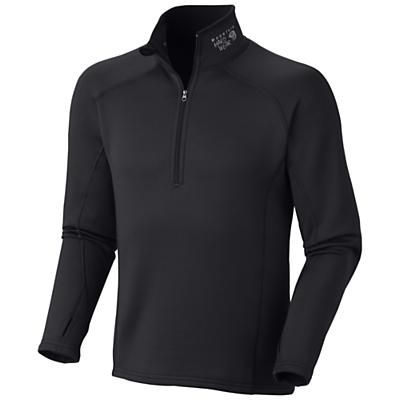 Mountain Hardwear Men's Stretch Thermal Zip-T