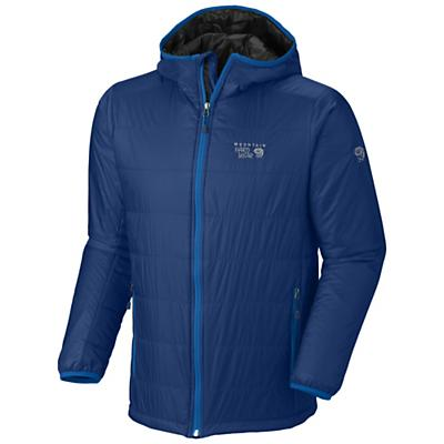 Mountain Hardwear Men's Thermostatic Hooded Jacket