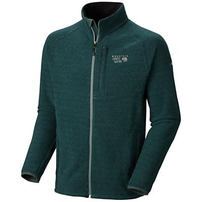 Mountain Hardwear Men's Toasty Tweed Fleece Jacket