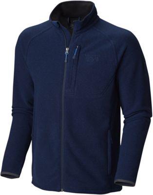 Mountain Hardwear Men's Toasty Tweed Fleece Jacket