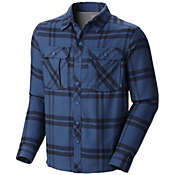 Mountain Hardwear Men's Trekkin Flannel L/S Shirt