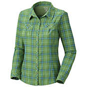 Mountain Hardwear Women's Trekkin Flannel L/S Shirt