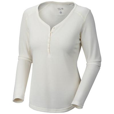 Mountain Hardwear Women's Trekkin Thermal L/S Henley