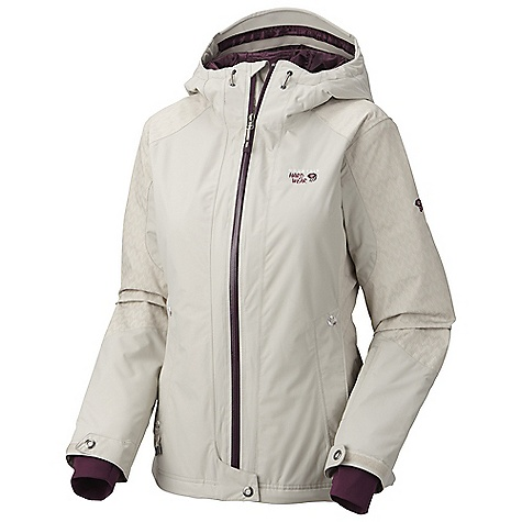 photo: Mountain Hardwear Turnagain Jacket snowsport jacket