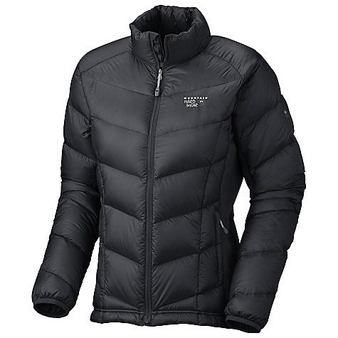photo: Mountain Hardwear Women's Zonal Down Jacket down insulated jacket