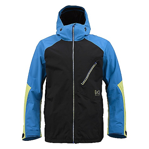 photo: Burton AK 2L Cyclic Jacket waterproof jacket
