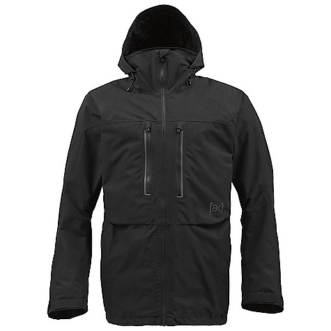 photo: Burton 2L Stagger Jacket waterproof jacket