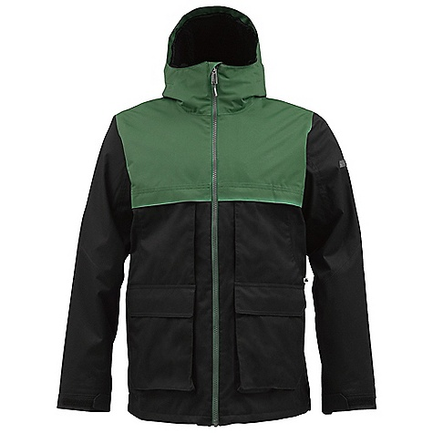 photo: Burton Arctic Jacket