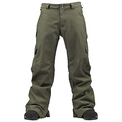 photo: Burton Cargo Pants