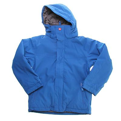 Quiksilver Last Mission Solids Snowboard Jacket - Kid's