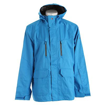Quiksilver Piranha Shell Snowboard Jacket - Men's