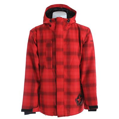Sessions Evolution Plaid Snowboard Jacket - Men's