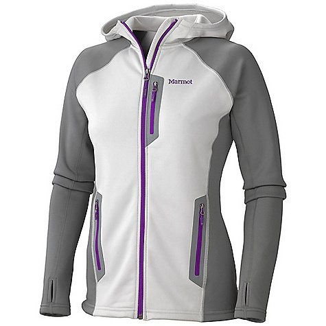 photo: Marmot Power Stretch Zip Hoody fleece jacket