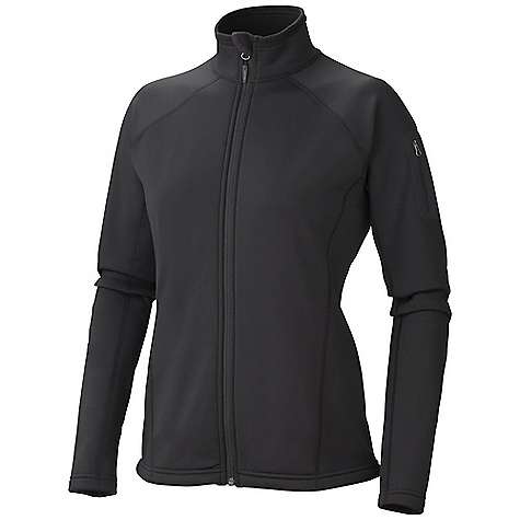 photo: Marmot Women's Power Stretch Full Zip Jacket fleece jacket