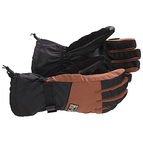 photo: Burton Men's Approach Glove waterproof glove/mitten