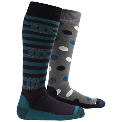 Burton Women's WMS Weekender Two-Pack Sock