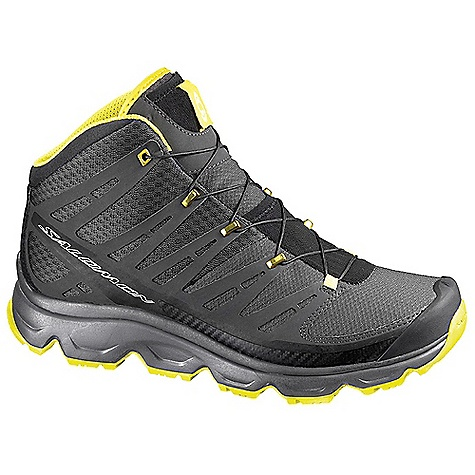 photo: Salomon Synapse Mid hiking boot
