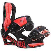 Lamar Wrap Snowboard Bindings - Men's