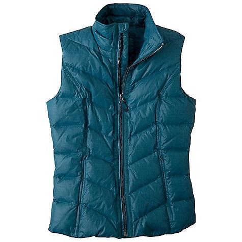 photo: prAna Ana Down Vest down insulated vest