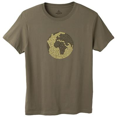 Prana Men's Organic Fair Trade Cotton Graphic Tee