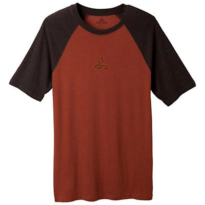 Prana Men's Raglan Heather Tee