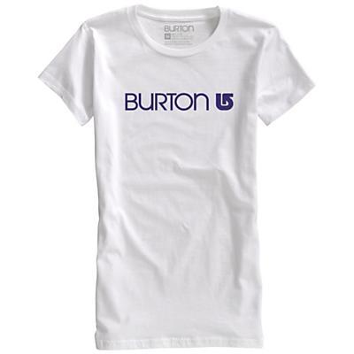 Burton Women's Her Logo SS Tee