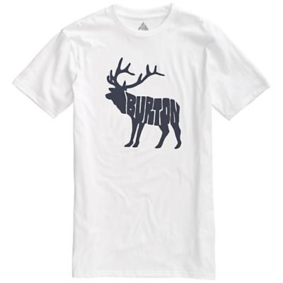 Burton Men's Moose SS Slim Fit Tee