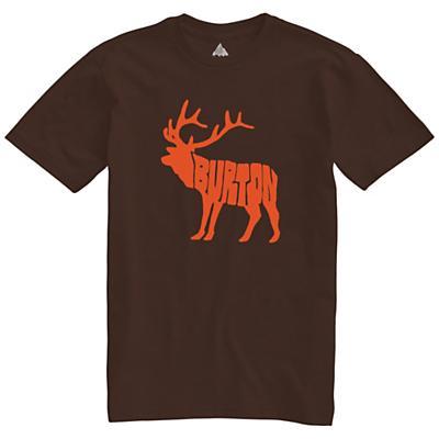 Burton Men's Moose SS Slim Fit Tee