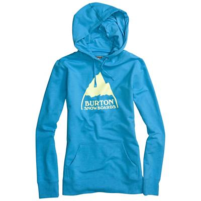 Burton Women's Mountain Logo Basic Pullover Hoodie