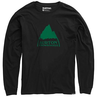 Burton Men's Mountain Logo LS Tee