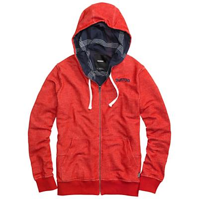 Burton Men's Newton Full-Zip Fleece