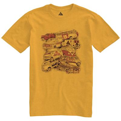 Burton Men's Road Trip SS Slim Fit Tee