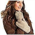 Lole Women's Cable Mitt