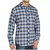 ExOfficio Men's Pocatello Micro Plaid L/S