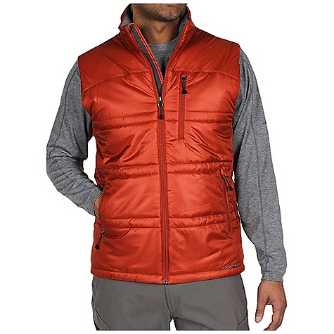 photo: ExOfficio Men's Storm Logic Vest synthetic insulated vest