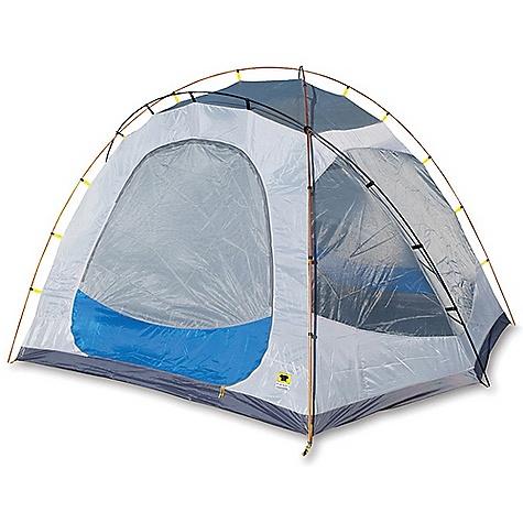 photo: Mountainsmith Conifer 5+ three-season tent