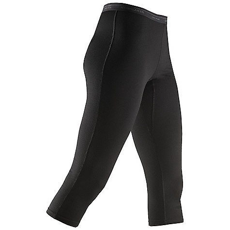 photo: Icebreaker Women's Bodyfit 260 Legless base layer bottom