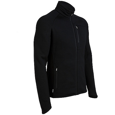 photo: Icebreaker Kodiak Zip fleece jacket