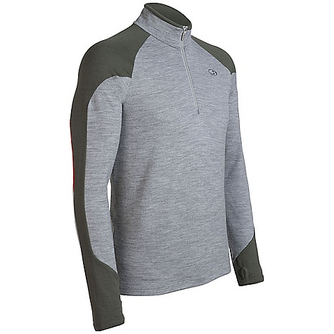 Icebreaker Legion Long Sleeve Half Zip
