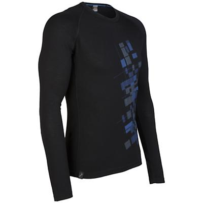 Icebreaker Men's Oasis Crewe Intersect