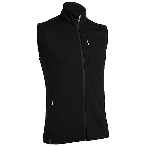 photo: Icebreaker Sierra Vest fleece vest