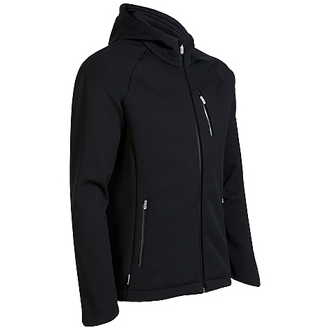 photo: Icebreaker Teton Hood fleece jacket