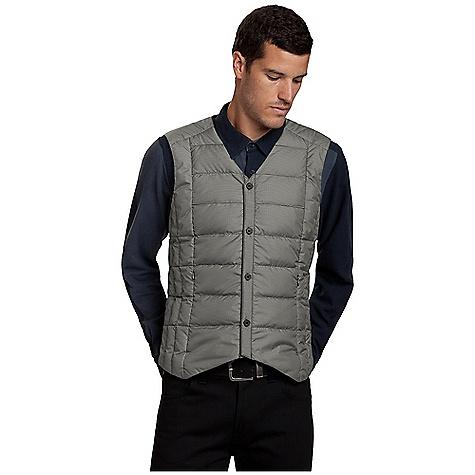 photo: Nau BYOB Vest down insulated vest